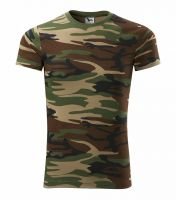 Tričko Camouflage